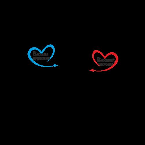 Парні футболки Кохана дружина і Коханий чоловік. Ціна fa32c39108c56