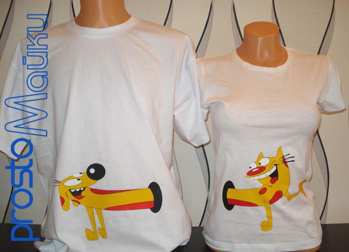 самые дешевые футболки печать
