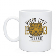 Чашка river city tigers