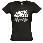 Футболка Arctic monkeys