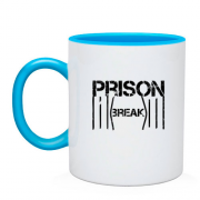 Чашка Prison Break logo