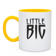 Чашка Little Big logo