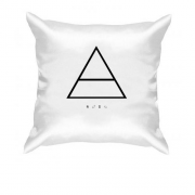Подушка Thirty seconds to mars Триада