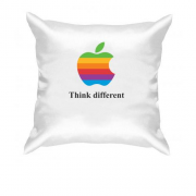 Подушка Think different
