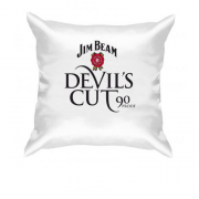 Подушка Jim Beam Devil