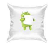Подушка Android 6 Marshmallow