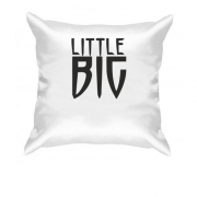 Подушка Little Big logo