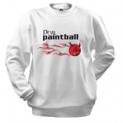 Свитшот Devil paintball