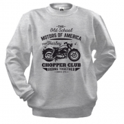 Свитшот Chopper Club