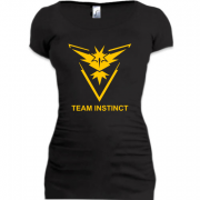 Туника Pokemon Go Team Instinct