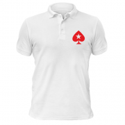 Футболка поло PokerStars Christmas Star Baseball Jersey