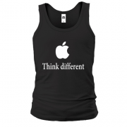 Майка Think different