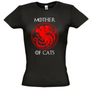 Футболка Mother Of Cats  - Game of Thrones