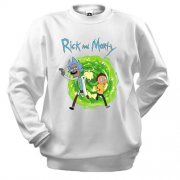 Світшот Rick and Morty