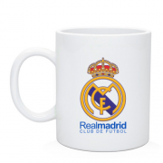 Чашка Real Madrid