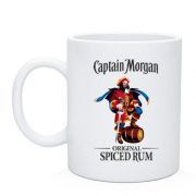Чашка Captain Morgan
