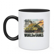 Чашка WOT (World of Tanks)