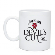 Чашка Jim Beam Devil