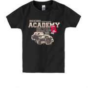 Дитяча футболка Boxing academy car