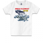Дитяча футболка Drive element Athletic Dept 1946