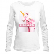 Лонгслив Unicorn Queen
