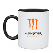 Чашка Monster energy (orange)