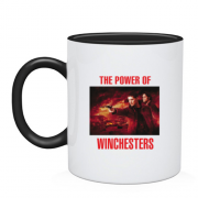 Чашка The power of Winchesters