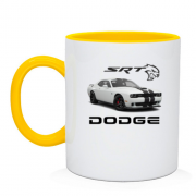 Чашка Dodge challenger srt