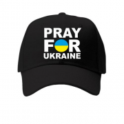 Кепка Pray for Ukraine