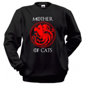 Світшот Mother Of Cats  - Game of Thrones