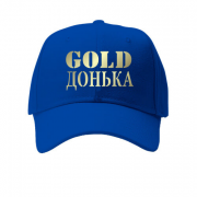 Кепка Gold донька