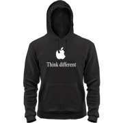 Толстовка Think different