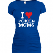 Туника Poker I love moms