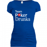 Туника Team Poker Drunks