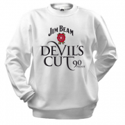 Світшот Jim Beam Devil