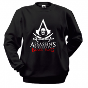 Свитшот с лого Assassin's Creed IV Black Flag