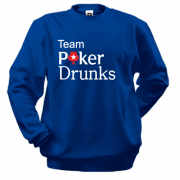 реглан Team Poker Drunks