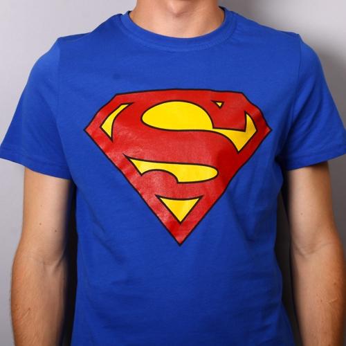 Футболка Superman 2. Цена 59dc1400217ea