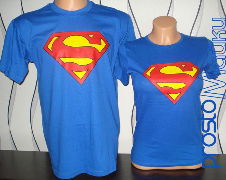 Футболка Женская Супермен Купить
