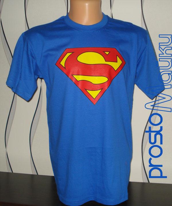 Где Купить Футболку Супермена