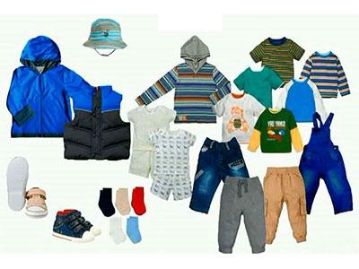 Як недорого підібрати гардероб дитині на літо