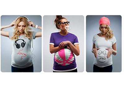 Одяг про який мріє кожна дівчина: футболки для майбутніх мам