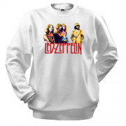 Свитшот Led Zeppelin Band