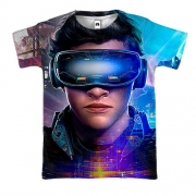 3D футболка Ready Player One