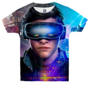 Детская 3D футболка Ready Player One