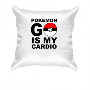 Подушка Pokemon go cardio