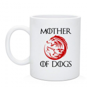 Чашка Mother of Dogs 2