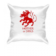Подушка Mother of Dogs