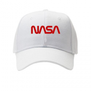 Кепка NASA Worm logo