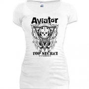 Удлиненная футболка Aviator TOP Secret